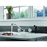 Water Efficient 2-Handle Desig