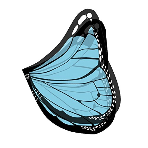 Shireake Baby Cartoon Butterfly Wings Costume Play Butterfly Wings for Kids -