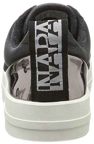 Black N00 NAPAPIJRI Trainers Black Dahlia Women's FOOTWEAR vqcaf6T