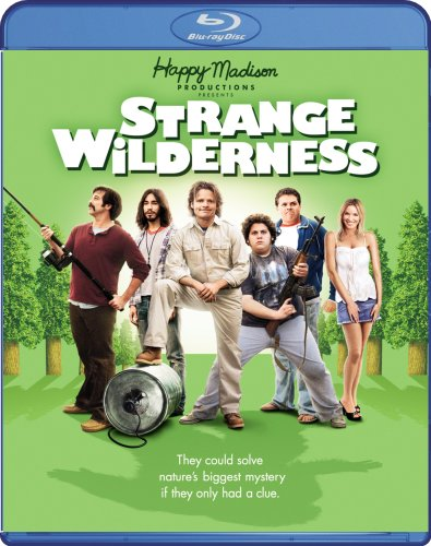 Strange Wilderness [Blu-ray]