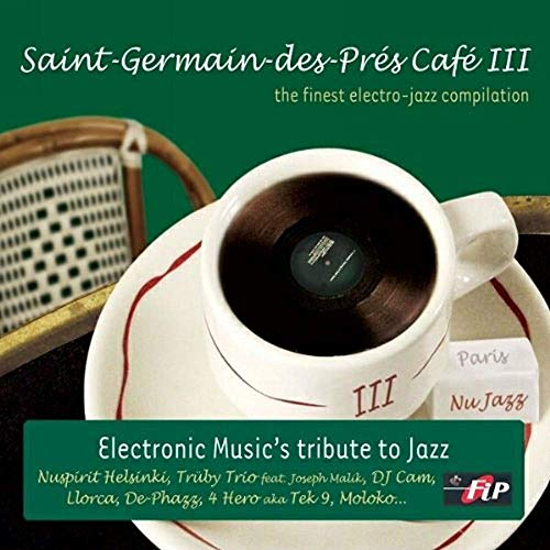 Saint Germain Des Pres Cafe, Vol. 3