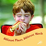 Different Places, Different Words, Michelle Kelley, 1595159932