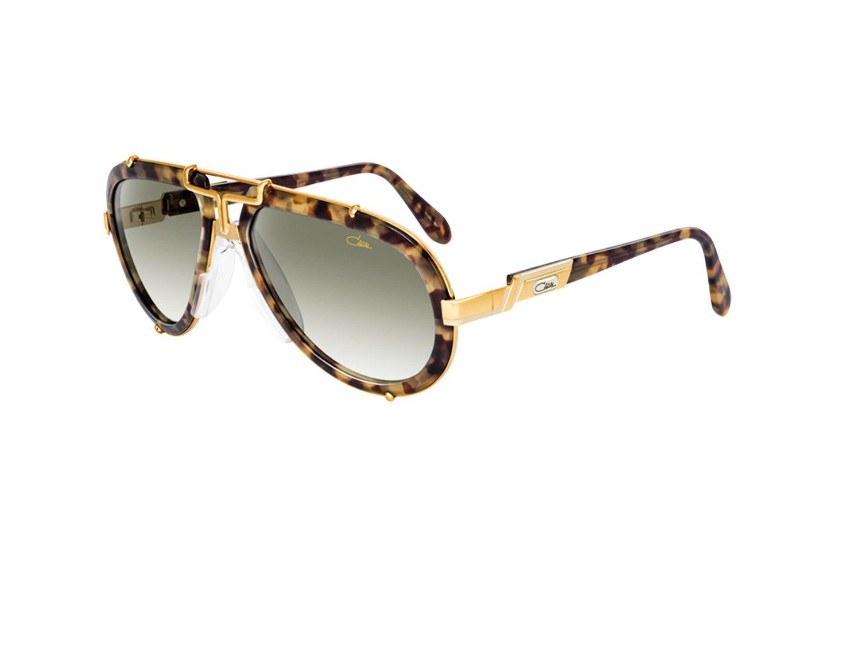 Gafas de sol Cazal 642 Vintage/Col, 677 3 verde/marrón ...