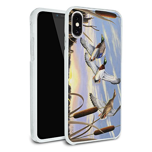 Top duck hunting iphone x case