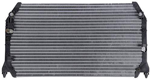 Sunbelt A/C AC Condenser For Toyota Camry Lexus ES300 4931 Drop in Fitment ()