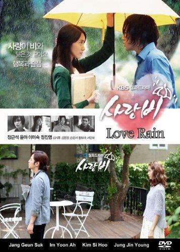 Love Rain (Korean Drama)5DVD, 20 episodes, NTSC All region