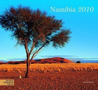 NAMIBIA 2010: Farbfotogrossformatkalender