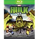Hulk vs Wolverine/hulk vs Thor [Blu-ray]