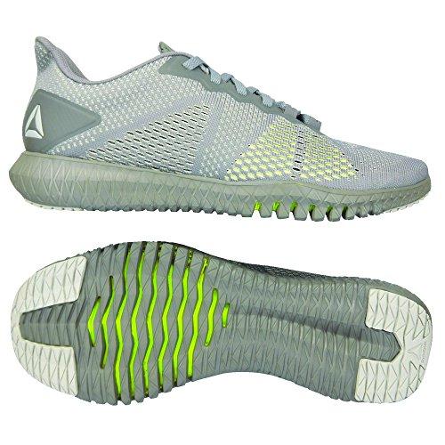 Fitness Reebok Shark Chaussures 000 Grey de Lemon Multicolore Flexagon Homme Skull Zest 46Bw6nqtp