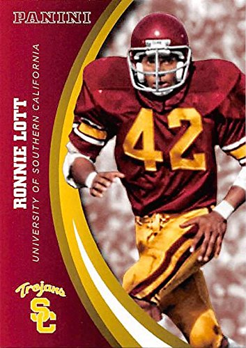 - Ronnie Lott football card (USC Trojans) 2015 Panini Team Collection #59