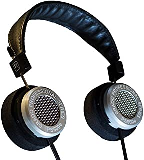 product image for GRADO PS500e Professional Series Wired Open-Back Stereo Headphones