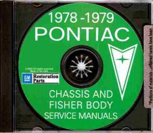 - 1978 1979 PONTIAC REPAIR SHOP & SERVICE MANUAL CD INCLUDES: Firebird, Esprit, Formula, Trans Am, Le Mans, Grand Am, Grand Prix, Catalina, Bonneville, Sunbird, Phoenix, and wagons. 78 79