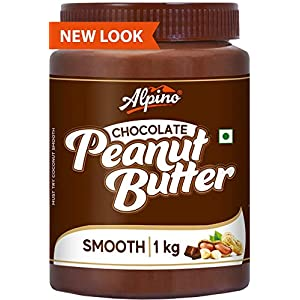 Alpino Chocolate Peanut Butter Smooth (Gluten Free / Non-GMO / Vegan)
