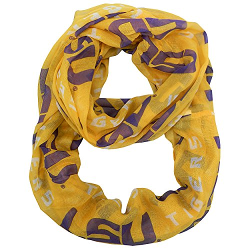 NCAA LSU Tigers  Sheer Infinity - Malls Outlet Louisiana In