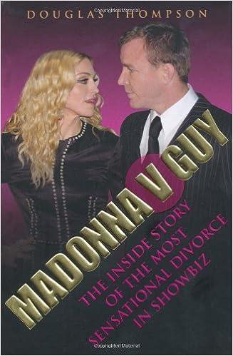 Madonna v Guy The Inside Story of the Most Sensational Divorce in Showbiz