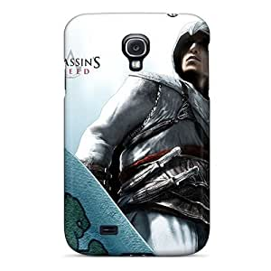 Assassins Creed Case Compatible With Galaxy S4/ Hot Protection Case