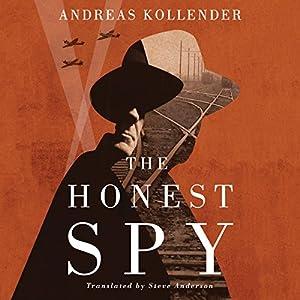The Honest Spy Audiobook