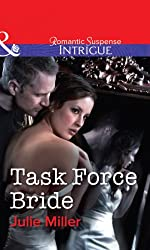 Task Force Bride (Mills & Boon Intrigue) (The Precinct: Task Force - Book 5)