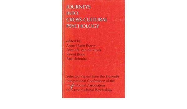cross cultural psychology paper