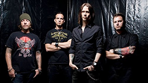 Alter Bridge Music Art Poster 26'' X 15''