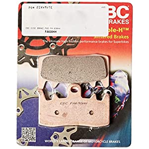 EBC Brakes FA630HH Double-H Series Sintered Disc Brake Pad