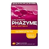Phazyme Ultra-Strength Softgels, 24 Count
