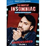 The Best of Insomniac Uncensored (Vol. 1) by Comedy Central by Dave Hamilton