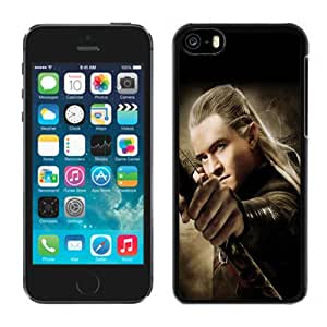 Popular And Unique Designed Case For iPhone 5C With The Hobbit The Desolation of Smaug Legolas Phone Case Cover