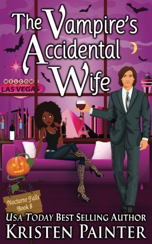 book cover of The Vampire\'s Accidental Wife