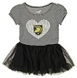 Outerstuff NCAA Girl's Toddlers Celebration Tutu, Army Black Knights 2T