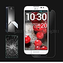 Premium Tempered Glass Screen Protector Film for LG Optimus G Pro, E980 AT&T, E985, E986, E988, E989, F240L, F240S, F240K