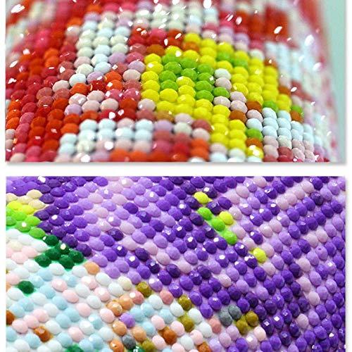 Andifany Full Rotondo 3D Pittura Diamante DIY Punto Croce Kit Ricamo Punto Croce Animali Paesaggio Picture Home Decor Regalo Style3
