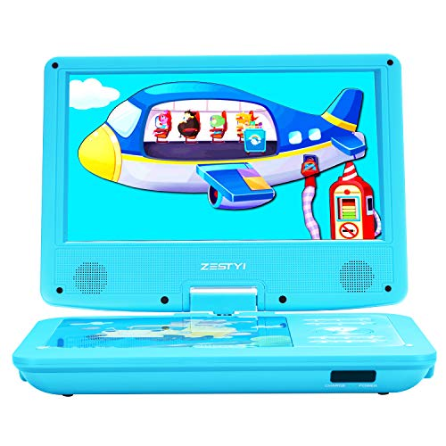 ZESTYI 11 Portable DVD