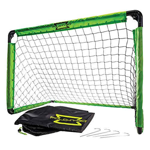 Franklin Sports Kids Soccer Goal with Carry Bag - 36 x 24 x 24 inches