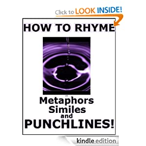 How to Rhyme Vol.4: Metaphors, Similes, PUNCHLINES! Jami Khabir