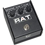 PROCO RAT2 Distortion Guitar Pedal STOMP BOX RAT (Renewed)