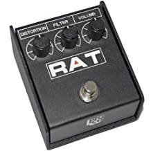 PROCO RAT2 Distortion Guitar Pedal STOMP BOX RAT (Renewed)