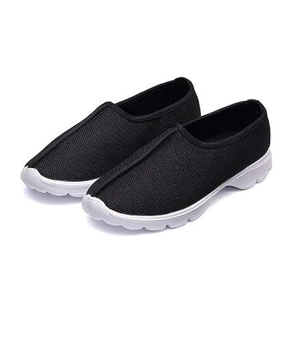 Amazon.com: DGXIN Kung Fu Zapatos de Artes Marciales Zapatos ...