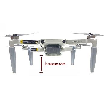GEEMEE para dji Mavic Mini Drone Soporte de Pata de Tren de ...