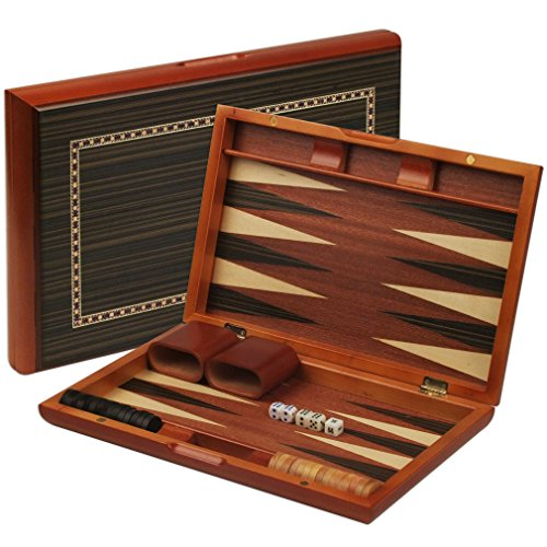 Wood Backgammon Set - 2