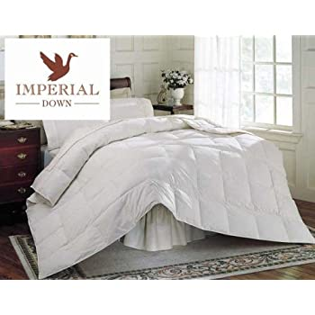 Amazon Com White Feather Down Comforter Queen Size Baby