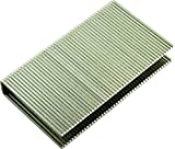 Simpson Strong-Tie S16N150N17 Stainless Steel 7/16'' Crown, 16 Gauge, 1-1/2'' Staples (5,000 pieces)