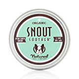Natural Dog Company Snout Soother – Dog Nose Remedy – All-Natural Remedy for Chapped Dog Noses – Vegan Dog Balm – Veterinarian Recommended – 1 Ounce Tin
