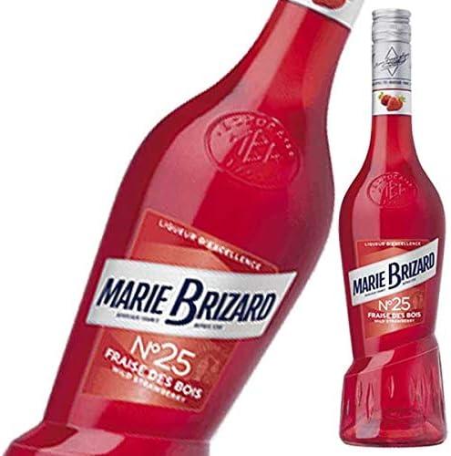 Licor Fresa Marie Brizard 70Cl