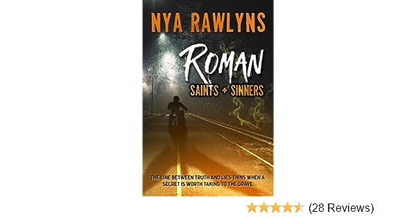 Roman Saints And Sinners Kindle Edition By Nya Rawlyns