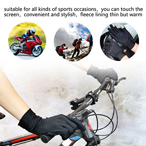 Review Touch Screen Gloves, Thick