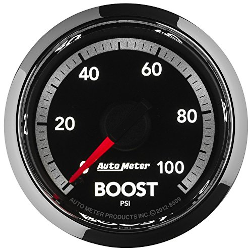 100 Psi Boost Gauge - 9
