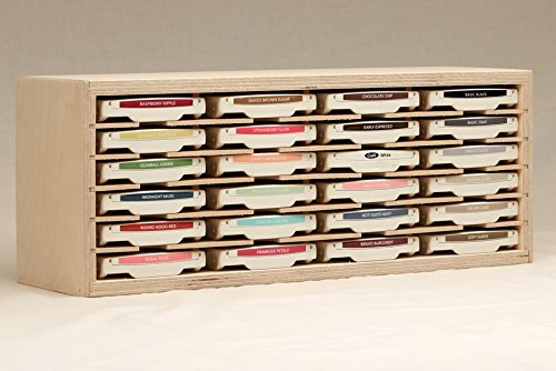 24 Ink Pad Holder by Stamp-n-Storage