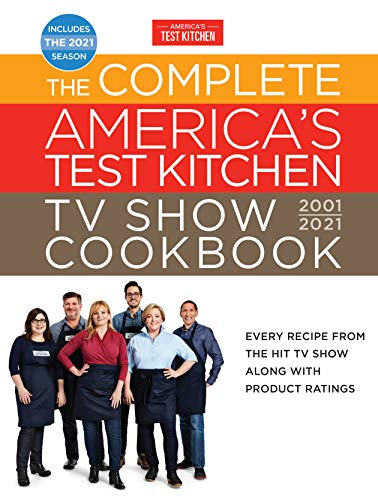 The Complete America's Test Kitchen TV Show
