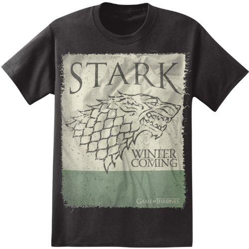 Game of Thrones - Stark Winter is Coming Direwolf - T-Shirt
